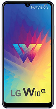 LG W10 Alpha price in pakistan