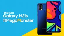 Samsung Galaxy M21s Announced With 64MP Camera, 6,000mAh battery, and an Exynos 9611 Chipset