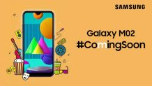 Samsung Galaxy M02 is Expected to Arrive Soon; Bags Another Certification