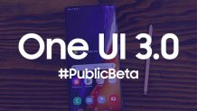 Samsung Galaxy Note 20 and Note 20 Ultra Get the OneUI 3.0 Public Beta Update