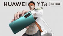 Huawei Y7a Launched in Pakistan; How Does it Measure Up Against Competition?