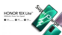 Honor 10X Lite Makes its Debut; the U.S. Conditionally Lifts the Chipset Restrictions on Huawei