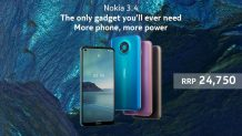 Nokia 3.4 Launches in Pakistan; Clean Android, Great Design, and Snapdragon 460