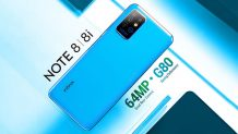 Infinix Note 8 – The Best Bang for Your Buck; Dual Infinity O Display, 6 AI Cameras, and 2 Days Battery