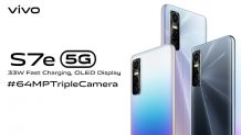 Vivo S7e 5G Announced: 33W Fast Charging, OLED Screen, and 64MP Camera
