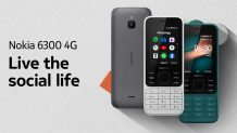 Nokia 6300 4G Goes Official; Stripped Of the Original Design But Chock-full of new Features