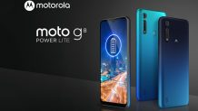 Meet the Motorola G8 Power Lite; Has a 5,000 mAh battery and a Triple Camera