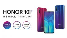Honor 10i Launched in Pakistan with Triple Rear Camera; Has Google Support But With a Few Caveats