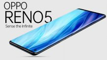 Oppo Reno5 is Coming Soon; Leak Details the Third Reno Phone This Year