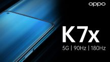 Oppo K7x Benchmarks Reveal more Specifications: the Cheapest 5G Oppo Phone Yet?