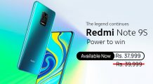 Xiaomi Redmi Note 9S Price in Pakistan Reduced by Rs 2,000; Now Available at a New Price of Rs 37,999