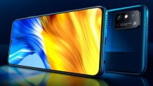 Honor X10 Max 5G Unveiled with an Extra Large 7.09-inch Display, Dimensity 800 Chipset and a 5,000 mAh Battery