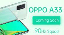 Oppo A33 2020 Might Soon be Coming to Pakistan; Fluid 90Hz Screen and a 5,000mAh Battery on a Budget