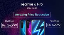 Realme 6 Pro Price Slashed in Pakistan as the Realme 7 Pro Launch Nears