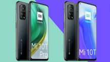 Xiaomi Mi 10T 5G and Mi 10T Pro 5G Leaked, Both Editions Feature 144Hz Displays