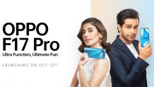 Oppo F17 Pro is Coming to Pakistan on October 12; 6 AI Cameras, 4,000mAh battery & lightning-fast 30W VOOC Flash Charge 4.0