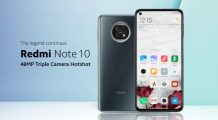 Redmi Note 10 4G Leaked Again: Has a 6000 mAh Battery and Qualcomm Silicon