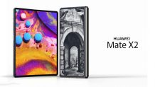 Huawei Mate X2 Certified on TENNA; The Redesigned Foldable Has a Cover Screen Now