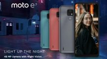 Motorola Moto e7 Debuts: 48MP Dual Camera, Helio G25 Chipset, and Bloat-free Android