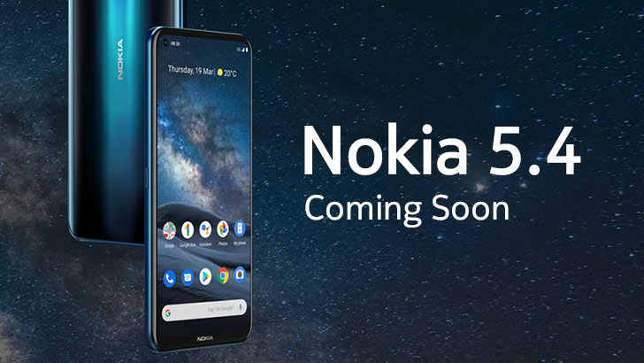 Nokia 5.4 is Coming in December With More Storage and a Faster Processor, Report Claims