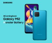 Samsung Galaxy M12 Specs 7000 mAh Battery in the Cards