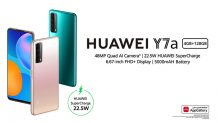 The HUAWEI Y7a is Here to Stay – Quad Camera for Poster-level Photography and a Massive Storage!