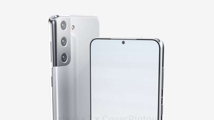 Samsung Galaxy S21 Plus Leaks in Detailed Product Mockups; Big Design Changes are Coming