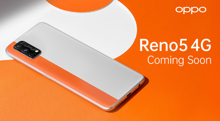 Oppo Reno 5 4G is Coming Soon to Pakistan; Alleged Specification Sheet Leaked Online