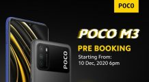 Xiaomi POCO M3 is Going Up for Pre-order in Pakistan Today; 6,000mAh Battery, SD 662 and Triple Rear Camera