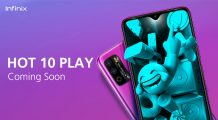 Infinix Hot 10 Play is Coming Soon; Camera, Design, and Storage Details Revealed in a Certification