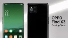 Oppo Find X3 Pro Featured in Early Product Mockups; Here is Your First Look at the Upcoming Oppo Flagship
