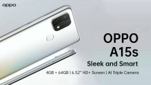Oppo A15s is Coming Soon; Leaked in an Official Teaser Poster And Certified in More Countries