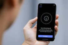 Apple patents the next-generation Face ID technology