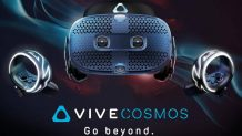 HTC Vive Cosmos VR Headset Launched in India for USD 1270