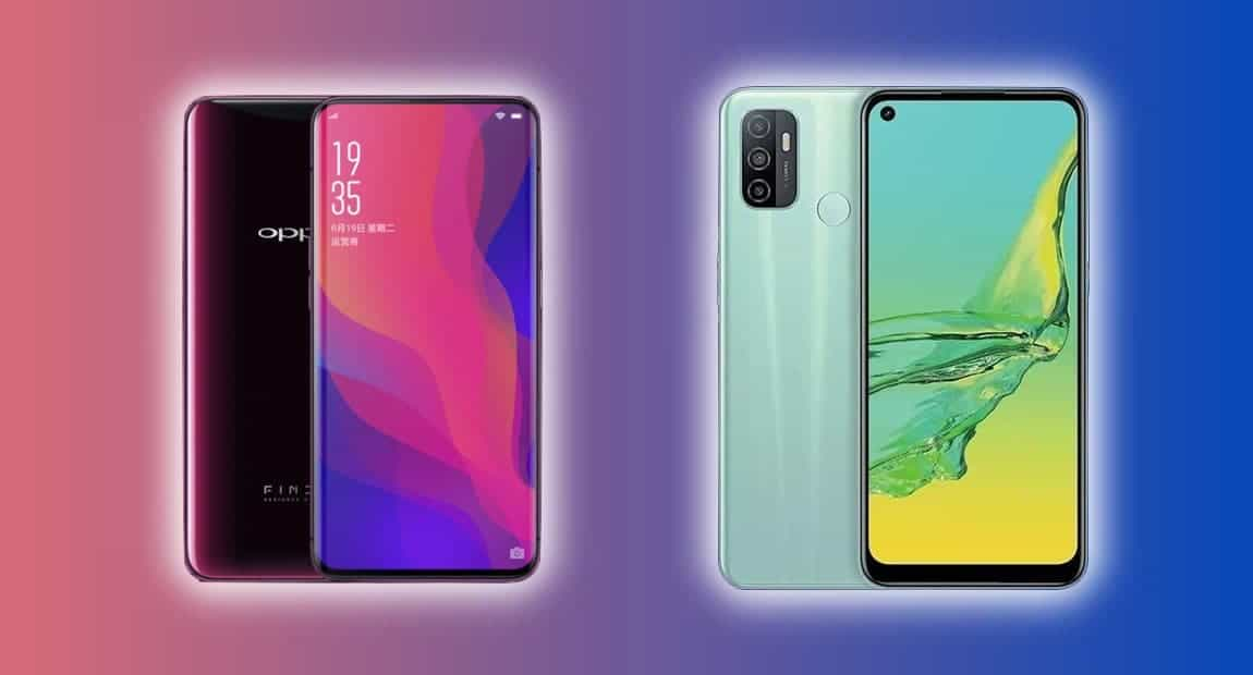 Oppo Find X and Oppo A33 getting December 2020 security update