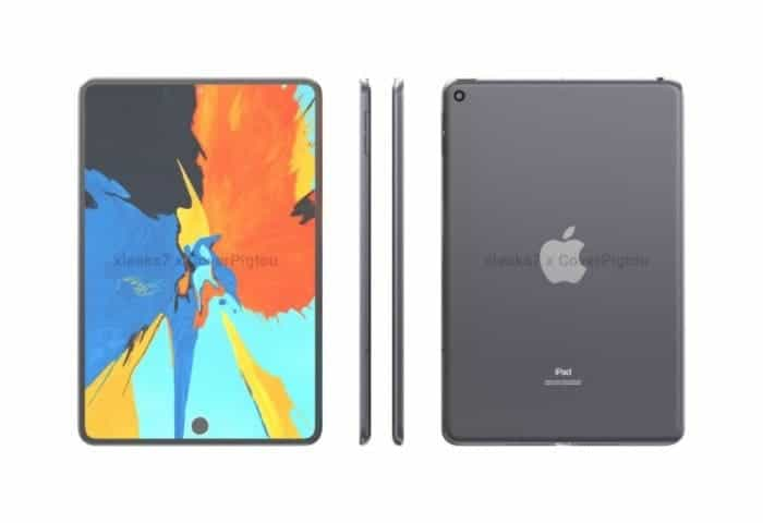 iPad mini 6 High-Definition Renders Disclose All Design Elements