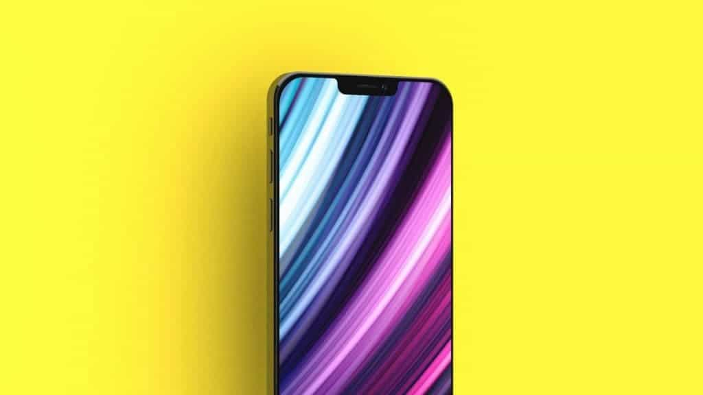 Apple will reduce the notch of the iPhone 13 and improve the camera
