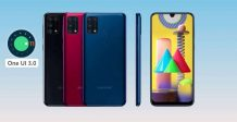 Galaxy M31 is receiving Android 11-based One UI 3.0 update