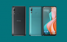 HTC Desire 19s with triple camera setup announced