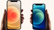 Apple patent an iPhone with a sub-screen Touch ID and Face ID