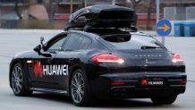 Huawei Car can travel 1,000 km