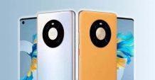 Huawei Mate 40 Pro with HarmonyOS & Kirin 9000 is coming
