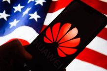 Huawei blames the US for chip shortage problems