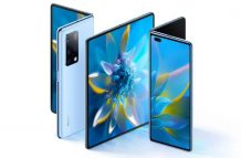 Huawei will release three foldable smartphones at once later this year