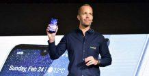 Juho Sarvikas leaves HMD Global and Nokia