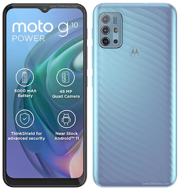 Motorola Moto G10 Power price in pakistan