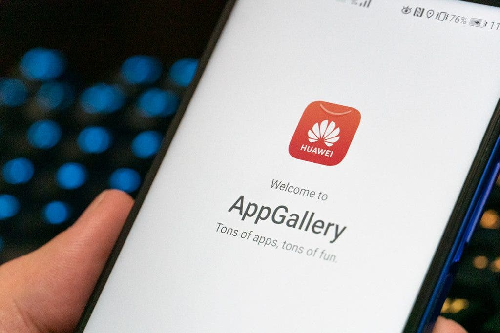 """""""My Huawei"""" App is official"""