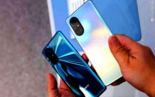 New Honor V40 surfaces and the design is anything but new