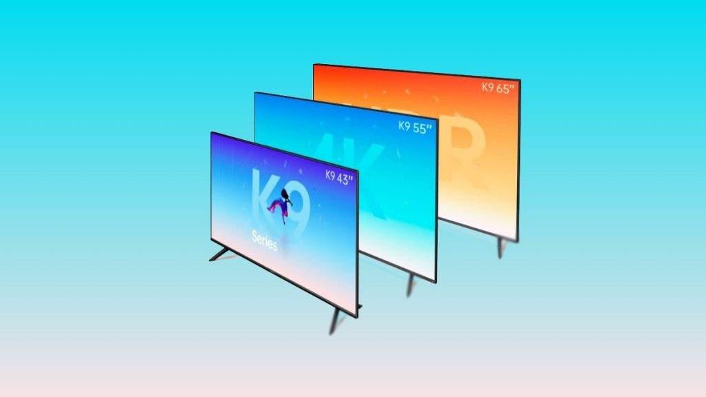 OPPO Smart TV K9 has key specs revealed ahead of launch