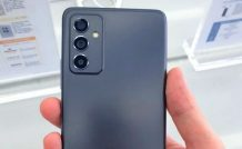 Samsung Galaxy A82 emerges in leaked live shots